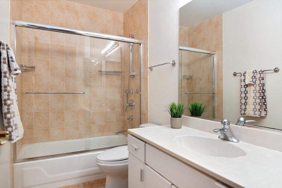 Real Estate Photography - 3350 Church St, Evanston, IL, 60203 - Bathroom