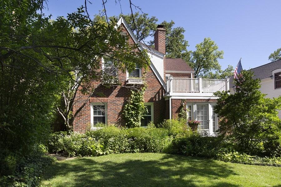Real Estate Photography - 399 Jackson, Glencoe, IL, 60022 -