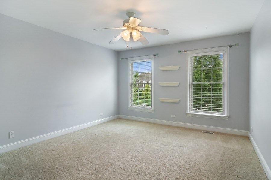 Real Estate Photography - 28385 W Harvest Glen Cir, Cary, IL, 60013 - 3rd Bedroom