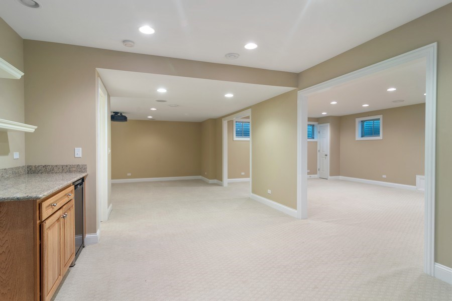 Real Estate Photography - 28385 W Harvest Glen Cir, Cary, IL, 60013 - Lower Level