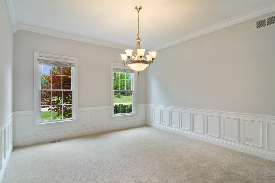 Real Estate Photography - 28385 W Harvest Glen Cir, Cary, IL, 60013 - Dining Room