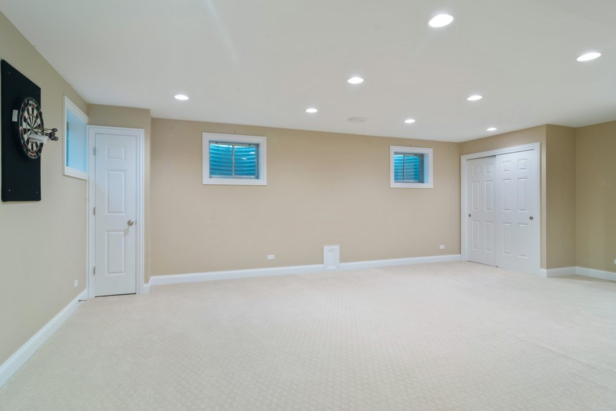 Real Estate Photography - 28385 W Harvest Glen Cir, Cary, IL, 60013 - Recreation Room