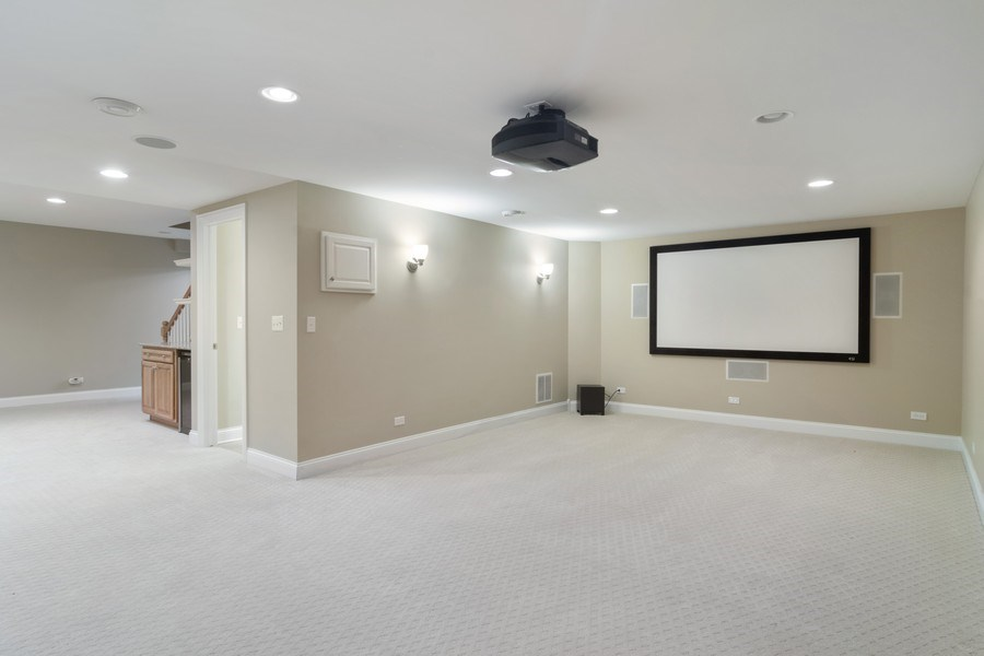 Real Estate Photography - 28385 W Harvest Glen Cir, Cary, IL, 60013 - Basement