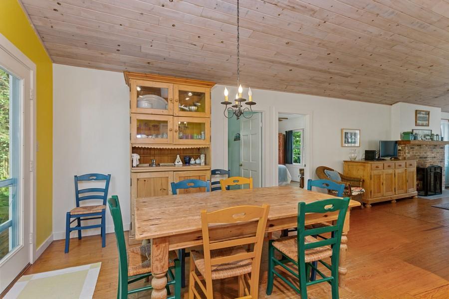 Real Estate Photography - 15616 Nannene, Union Pier, MI, 49129 - Dining Room