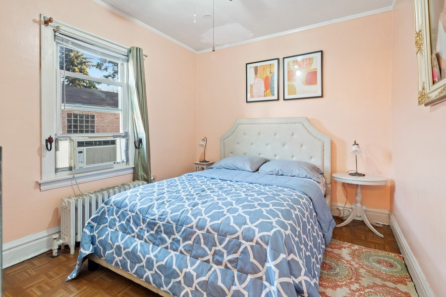 Real Estate Photography - 3624 Wisconsin Ave, Berwyn, IL, 60402 - Bedroom