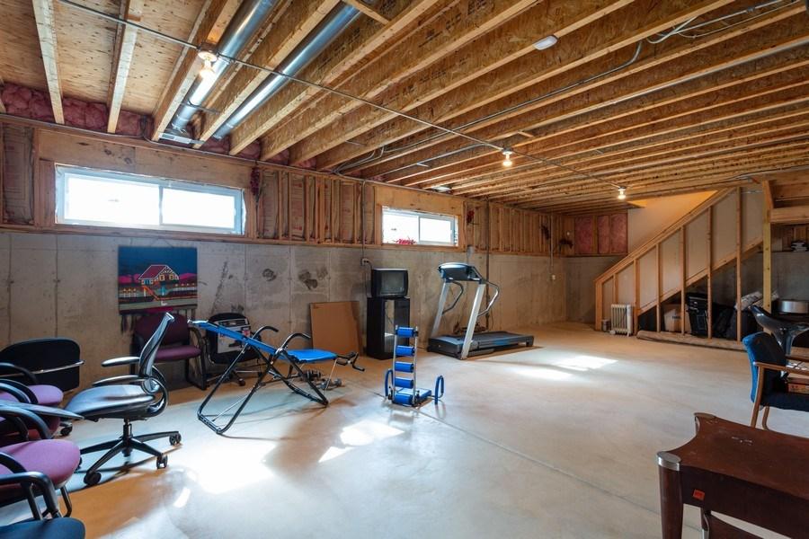Real Estate Photography - 515 LaPorte Ave, Northlake, IL, 60164 - Basement