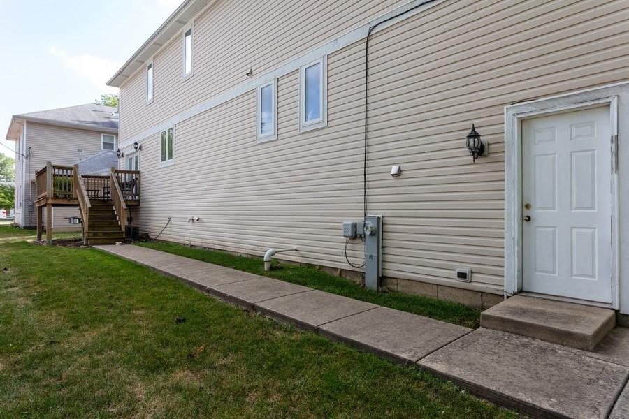 Real Estate Photography - 515 LaPorte Ave, Northlake, IL, 60164 - Back Yard