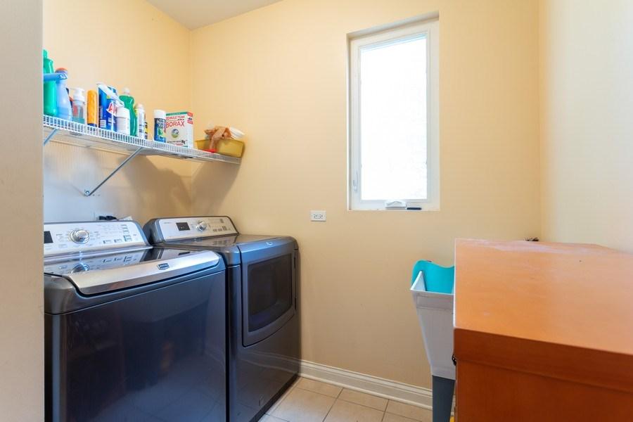 Real Estate Photography - 515 LaPorte Ave, Northlake, IL, 60164 - Laundry Room