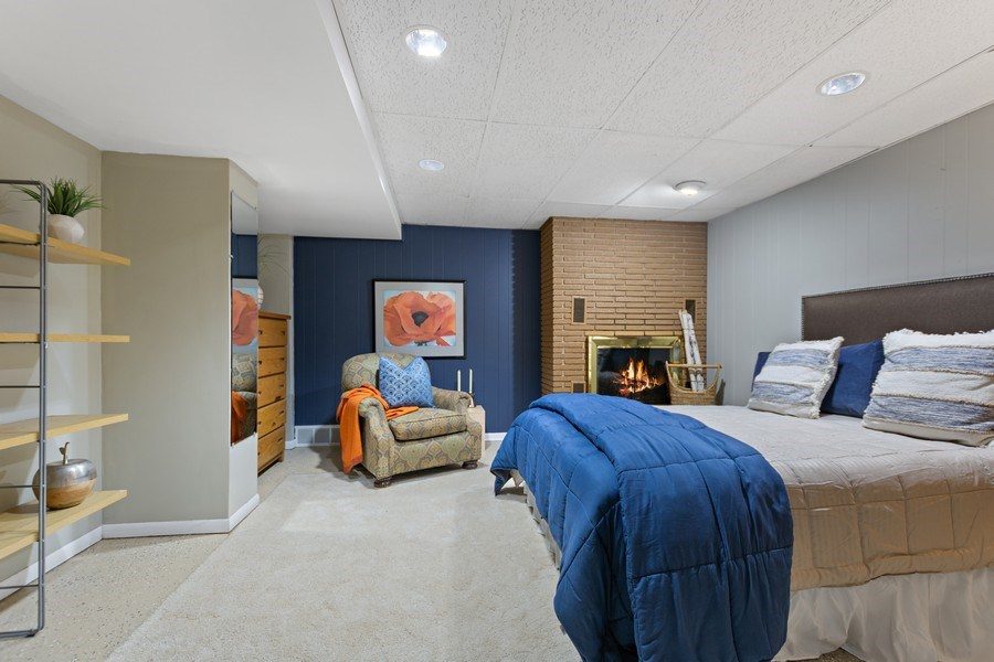 Real Estate Photography - 12533 69th Court, Palos Heights, IL, 60463 - 3rd Bedroom