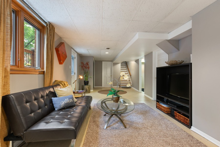 Real Estate Photography - 12533 69th Court, Palos Heights, IL, 60463 - Basement