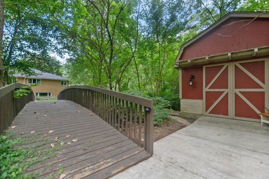Real Estate Photography - 12533 69th Court, Palos Heights, IL, 60463 - Back Yard