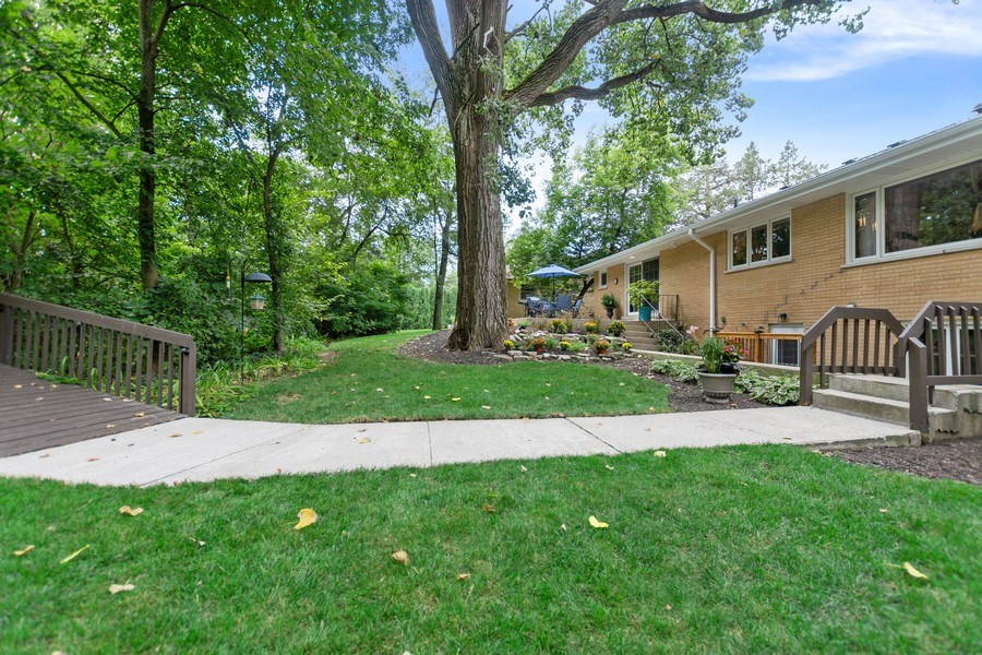 Real Estate Photography - 12533 69th Court, Palos Heights, IL, 60463 - Rear View