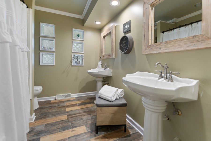 Real Estate Photography - 12533 69th Court, Palos Heights, IL, 60463 - Bathroom