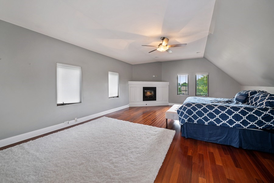Real Estate Photography - 3417 N Oakley, Chicago, IL, 60657 - Master Bedroom