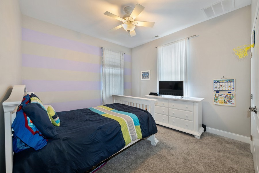 Real Estate Photography - 3417 N Oakley, Chicago, IL, 60657 - 2nd Bedroom