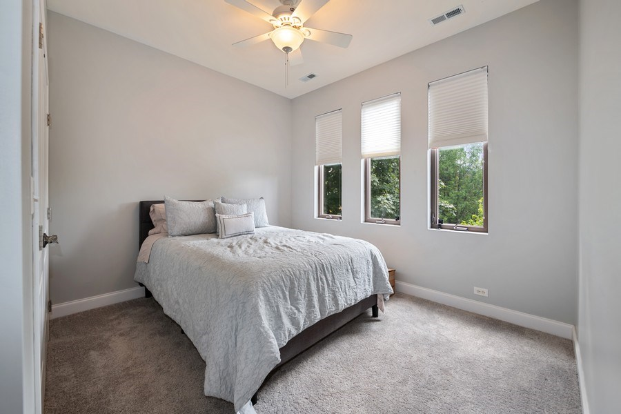 Real Estate Photography - 3417 N Oakley, Chicago, IL, 60657 - 5th Bedroom