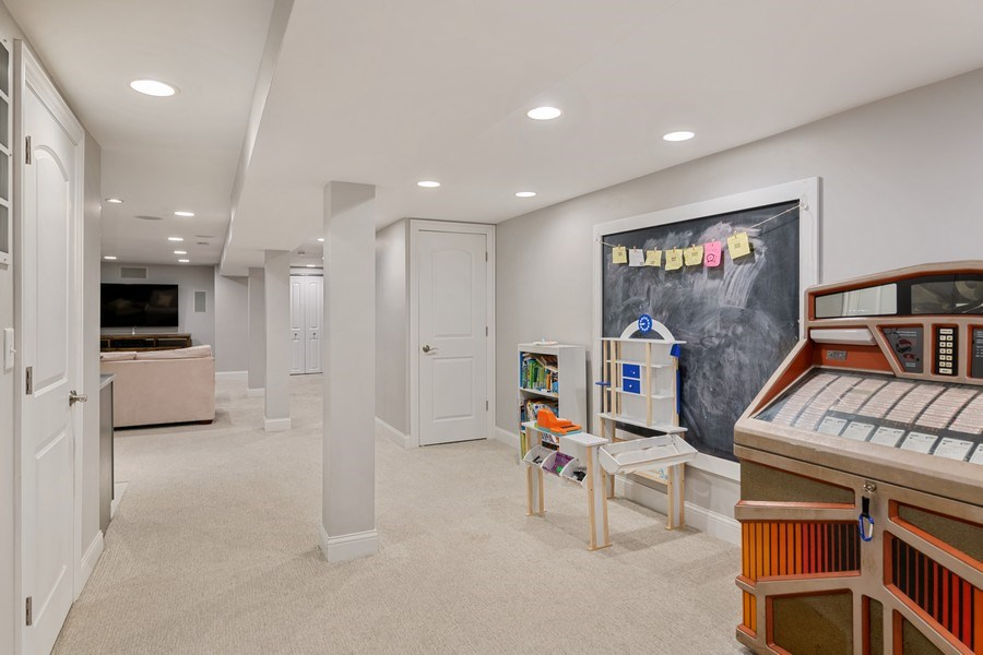 Real Estate Photography - 3417 N Oakley, Chicago, IL, 60657 - Basement