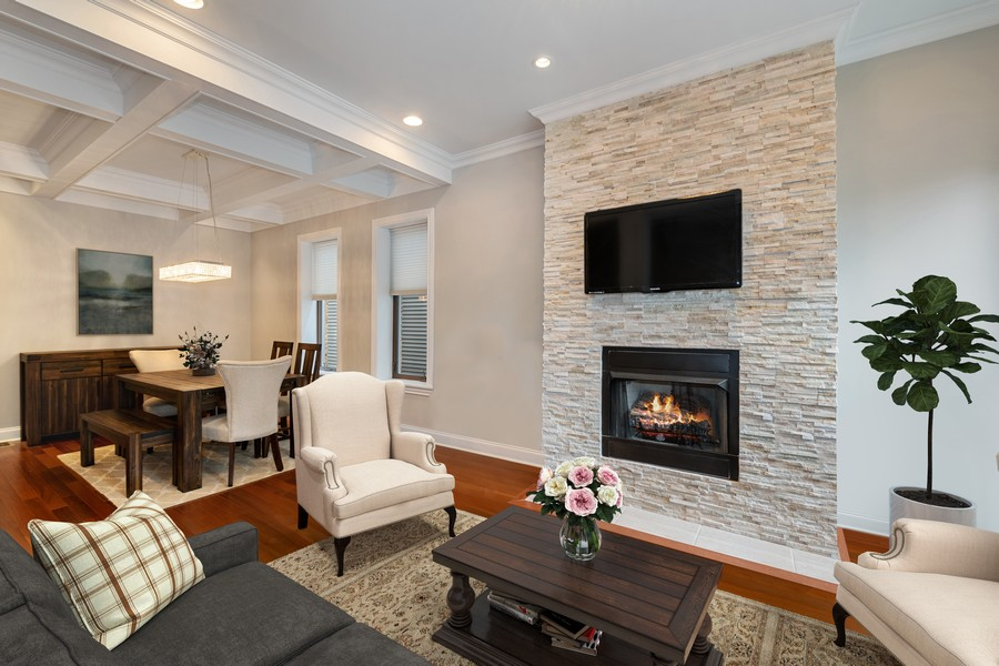 Real Estate Photography - 3417 N Oakley, Chicago, IL, 60657 -