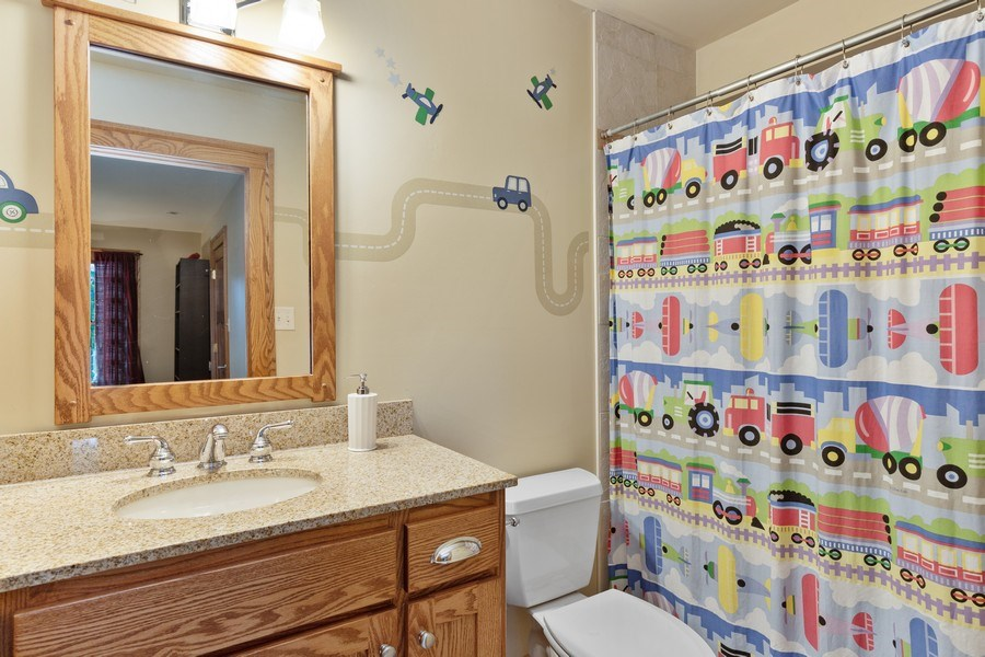 Real Estate Photography - 133 Scottswood Road, Riverside, IL, 60546 - 3rd Bathroom