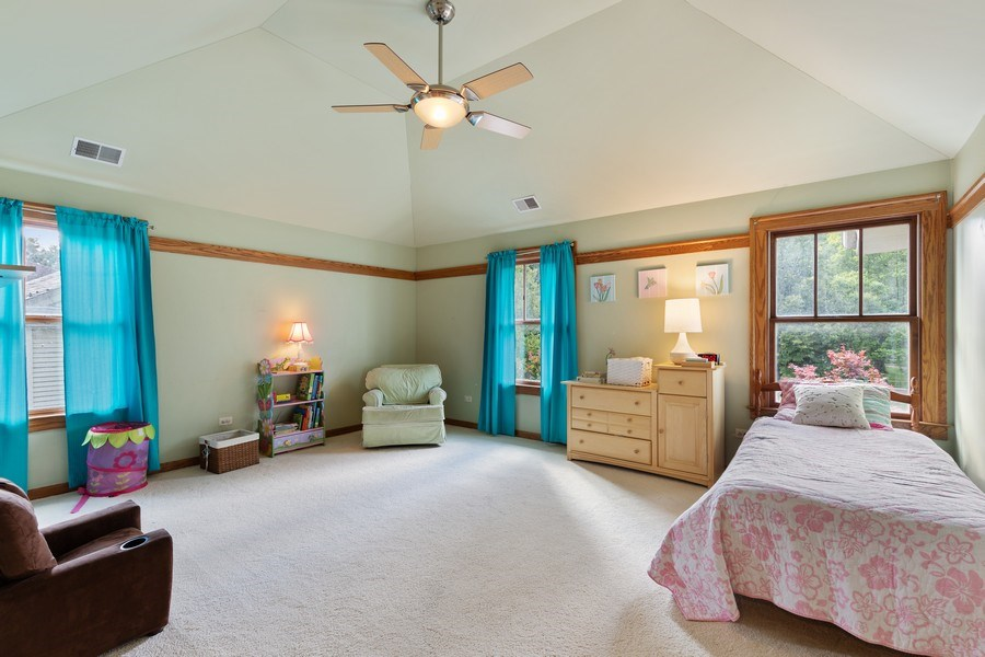 Real Estate Photography - 133 Scottswood Road, Riverside, IL, 60546 - 3rd Bedroom