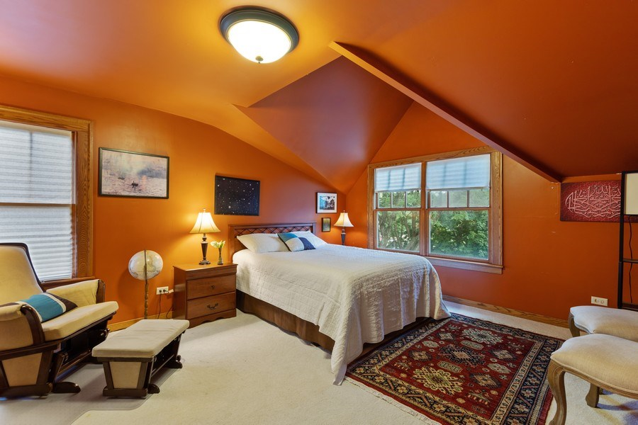 Real Estate Photography - 133 Scottswood Road, Riverside, IL, 60546 - 4th Bedroom
