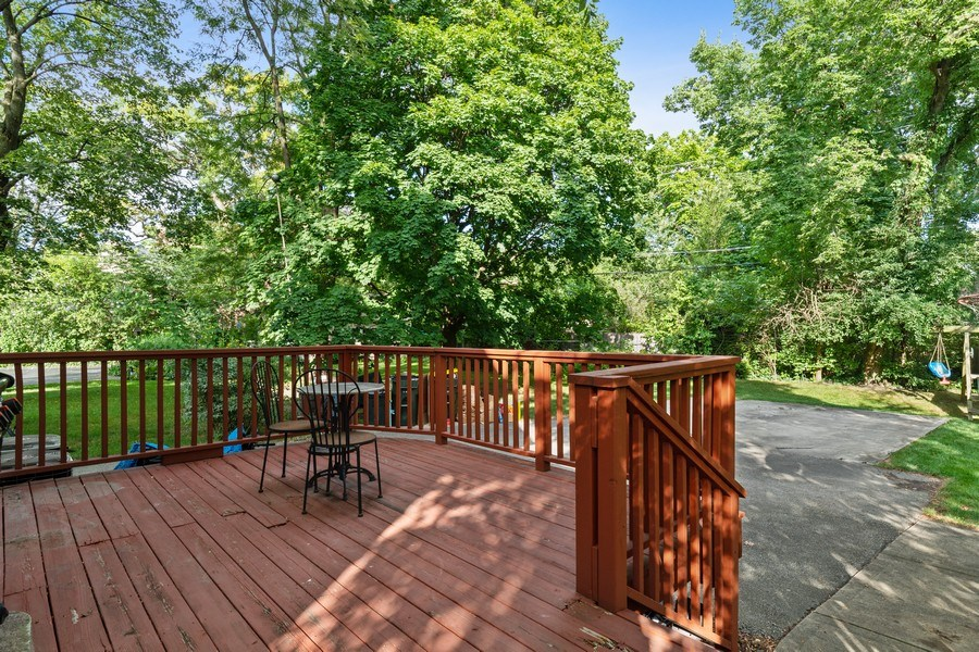 Real Estate Photography - 133 Scottswood Road, Riverside, IL, 60546 - Back Yard