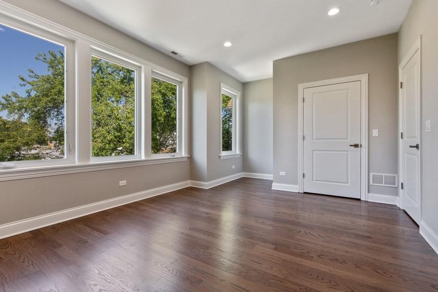Real Estate Photography - 3537 N. Kostner, Chicago, IL, 60641 - 3rd Bedroom