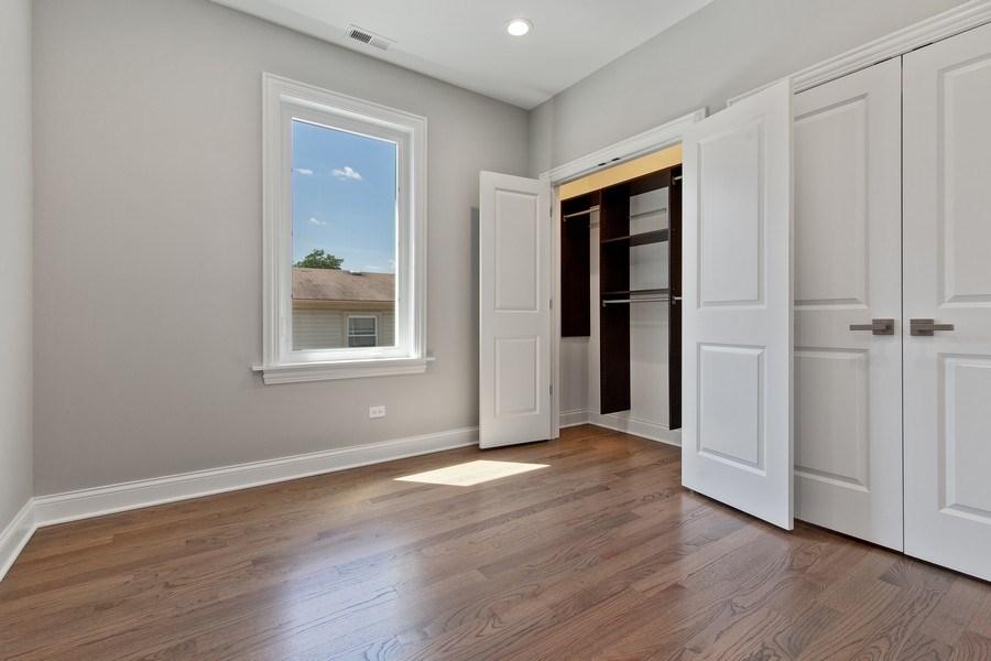 Real Estate Photography - 3537 N. Kostner, Chicago, IL, 60641 - 2nd Bedroom