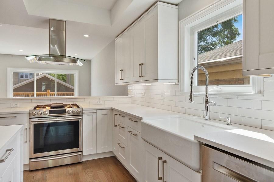 Real Estate Photography - 3537 N. Kostner, Chicago, IL, 60641 - Kitchen