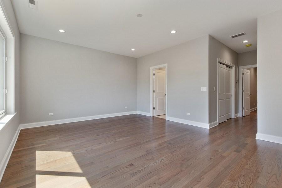 Real Estate Photography - 3537 N. Kostner, Chicago, IL, 60641 - Master Bedroom