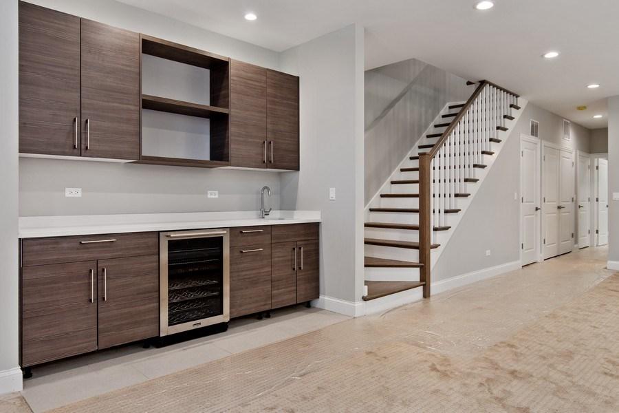Real Estate Photography - 3537 N. Kostner, Chicago, IL, 60641 - Bar
