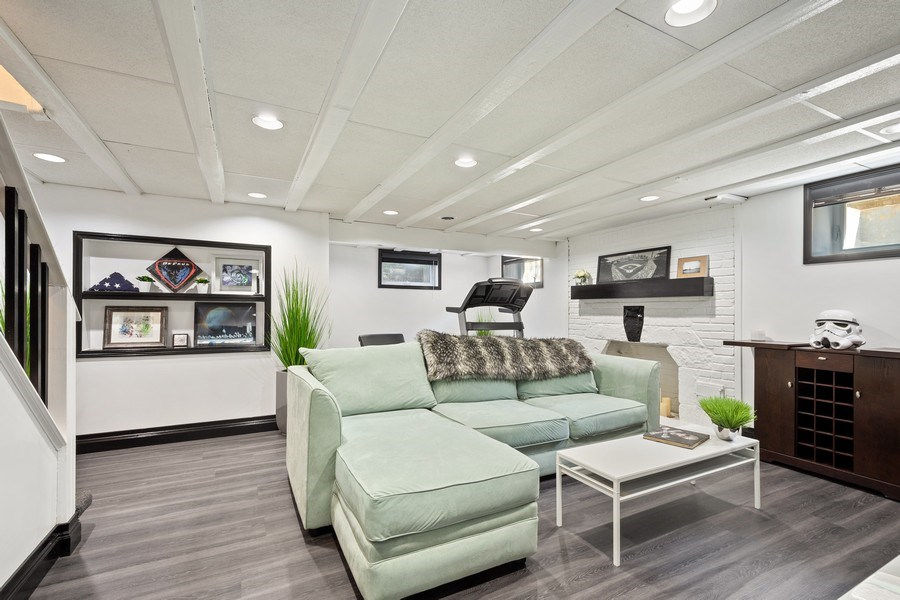 Real Estate Photography - 530 S Belmont Ave, Arlington Heights, IL, 60005 - Basement