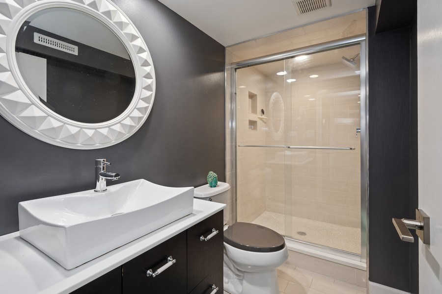Real Estate Photography - 530 S Belmont Ave, Arlington Heights, IL, 60005 - Bathroom