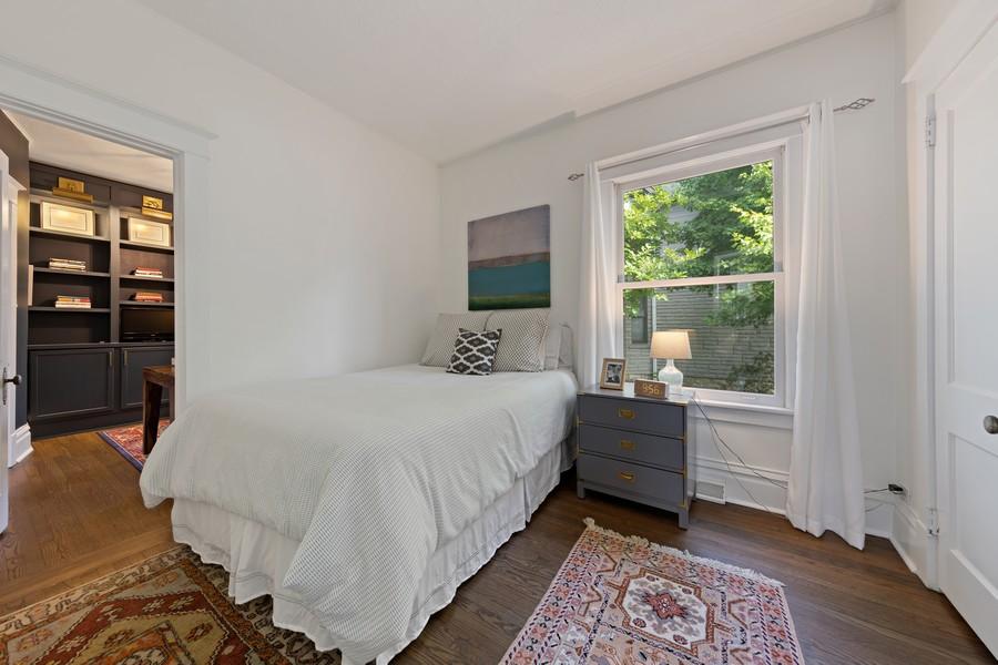 Real Estate Photography - 428 N Kensington Ave, La Grange Park, IL, 60526 - 4th Bedroom