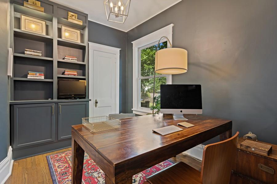 Real Estate Photography - 428 N Kensington Ave, La Grange Park, IL, 60526 - 5th Bedroom