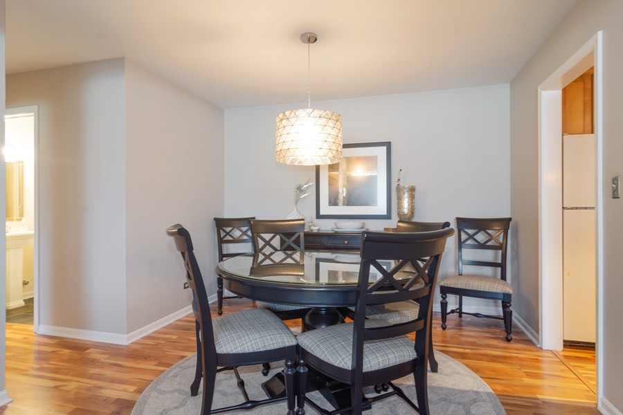 Real Estate Photography - 205 N Ridge, Arlington Heights, IL, 60004 - Dining Room