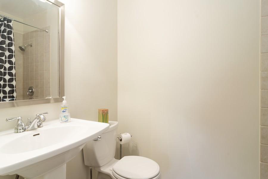 Real Estate Photography - 205 N Ridge, Arlington Heights, IL, 60004 - Bathroom