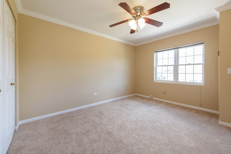 Real Estate Photography - 1220 Depot, Unit 415, Glenview, IL, 60625 - 2nd Bedroom