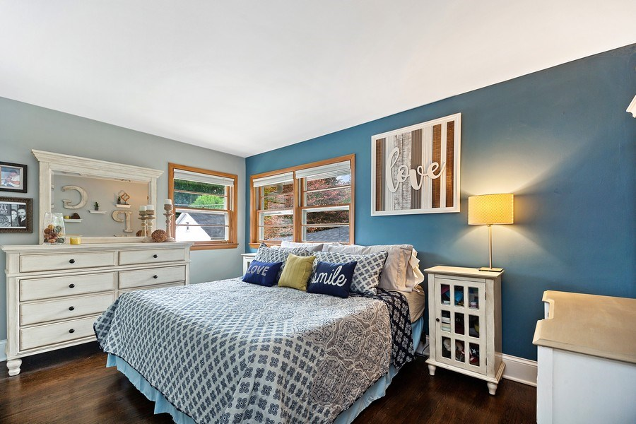 Real Estate Photography - 334 S Gibbons, Arlington Heights, IL, 60004 - Master Bedroom