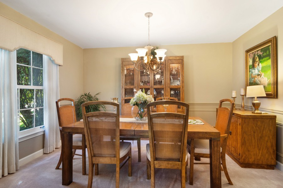 Real Estate Photography - 1522 S Harvard Ave, Arlington Heights, IL, 60005 - Dining Room