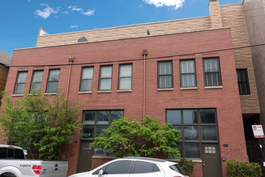 Real Estate Photography - 2451 N Clybourn, Chicago, IL, 60614 - Front View