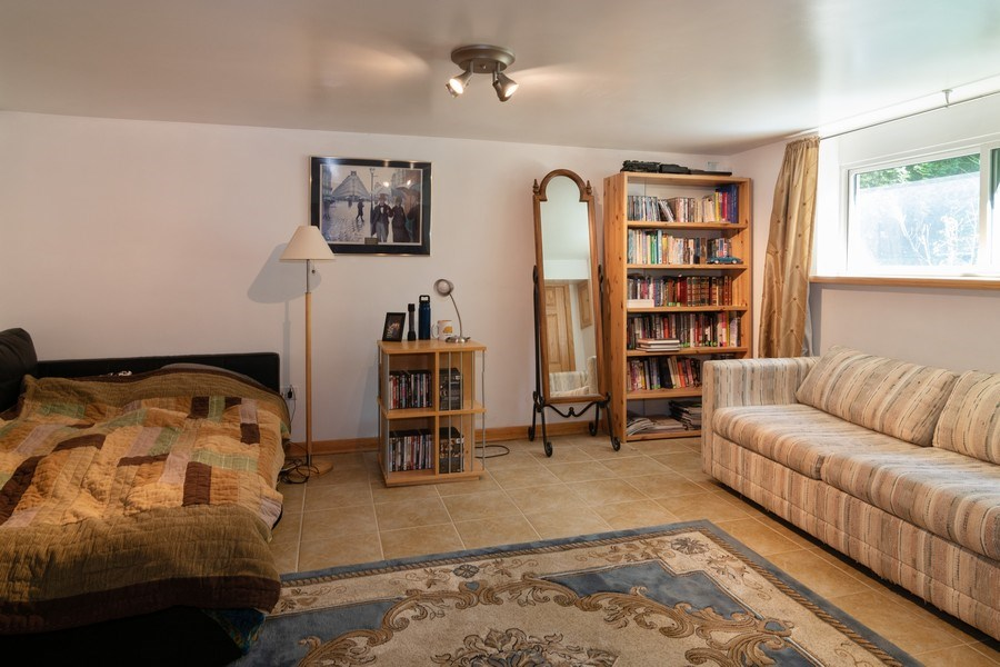 Real Estate Photography - 94 Northgate Rd, Riverside, IL, 60546 - 3rd Bedroom