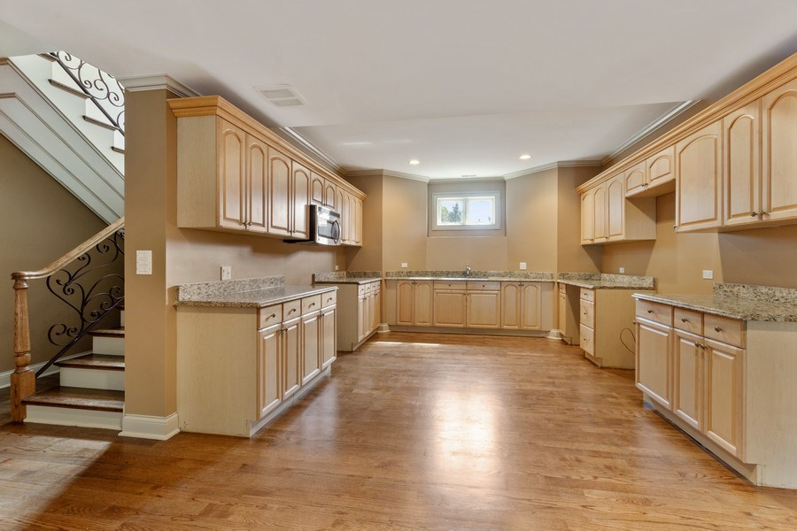 Real Estate Photography - 19 Rolling Hills Dr, Barrington Hills, IL, 60010 - Second Kitchen