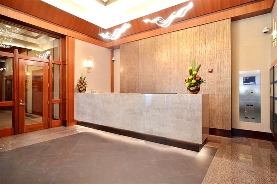 Real Estate Photography - 33 W Ontario St, Apt 30H, Chicago, IL, 60654 - LOBBY