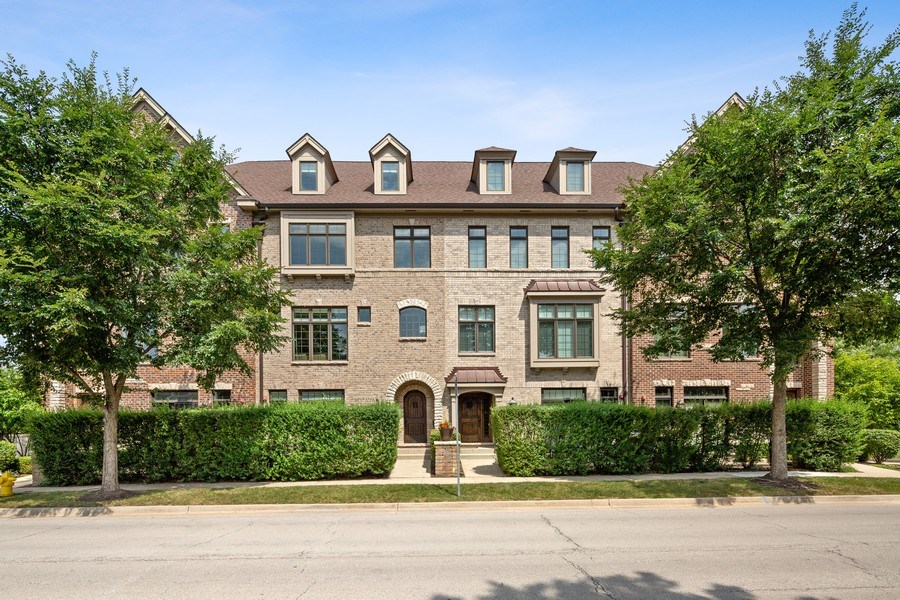 Real Estate Photography - 144 W Quincy, Westmont, IL, 60559 - Front View
