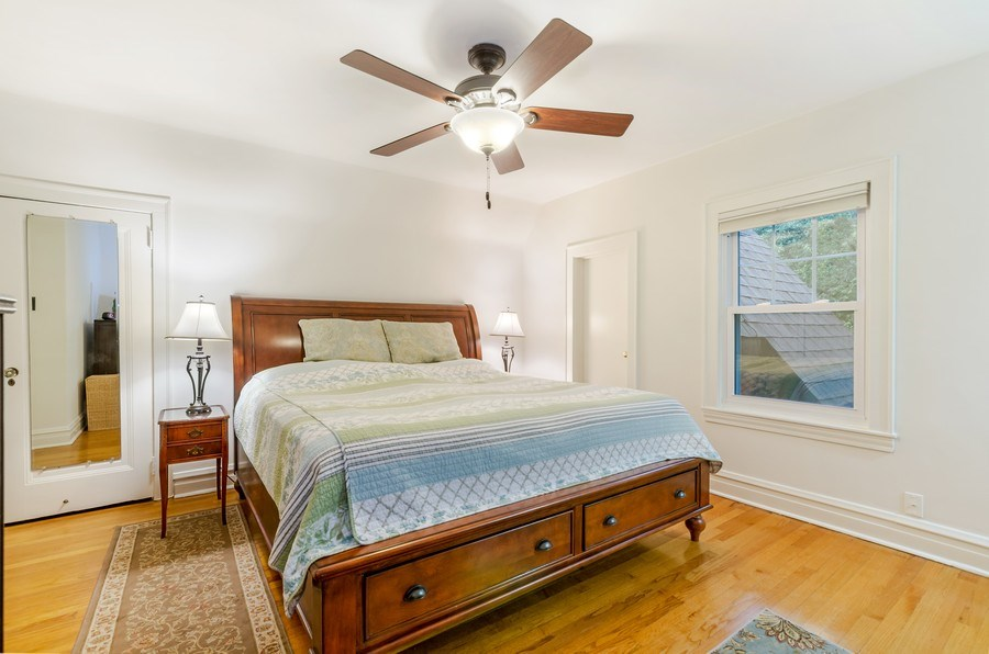 Real Estate Photography - 2131 Lincolnwood, Evanston, IL, 60201 - 3rd Bedroom
