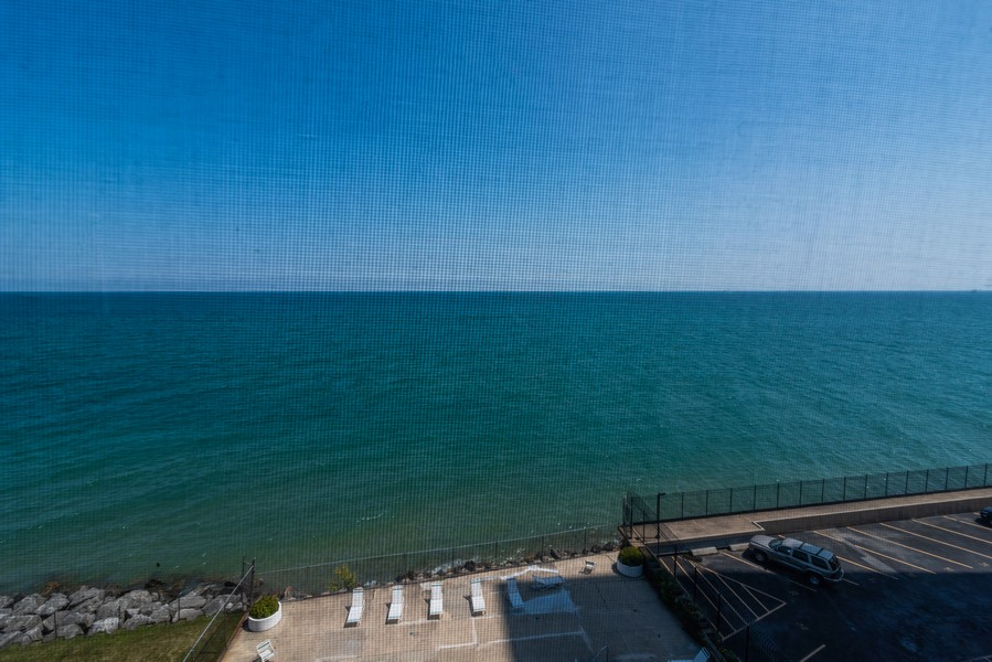 Real Estate Photography - 6325 North Sheridan Road Unit 602, Chicago, IL, 60660 - View