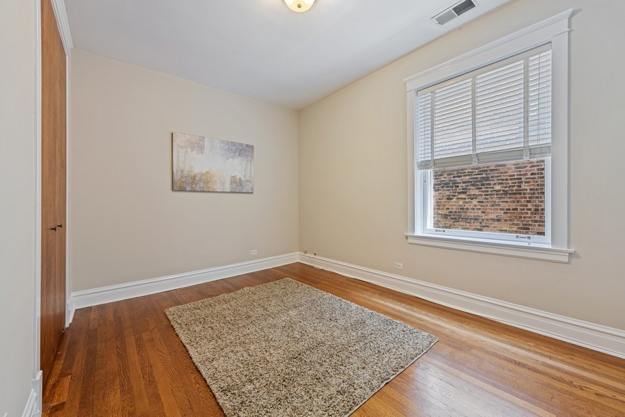 Real Estate Photography - 448 W Wrightwood Avenue, 2, Chicago, IL, 60614 - Second Bedroom