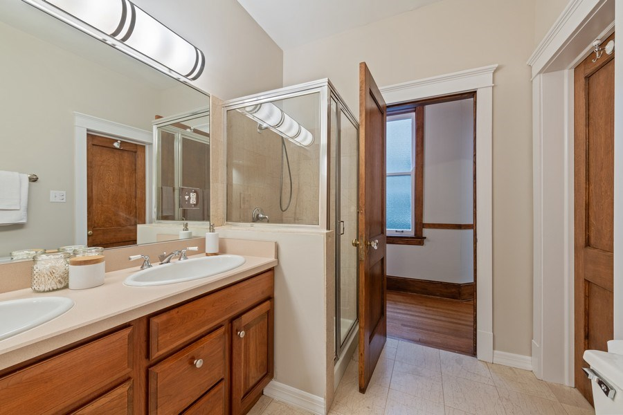 Real Estate Photography - 448 W Wrightwood Avenue, 2, Chicago, IL, 60614 - Master Bathroom