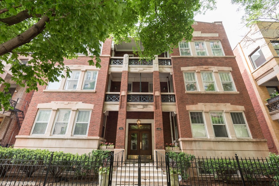 Real Estate Photography - 448 W Wrightwood Avenue, 2, Chicago, IL, 60614 -